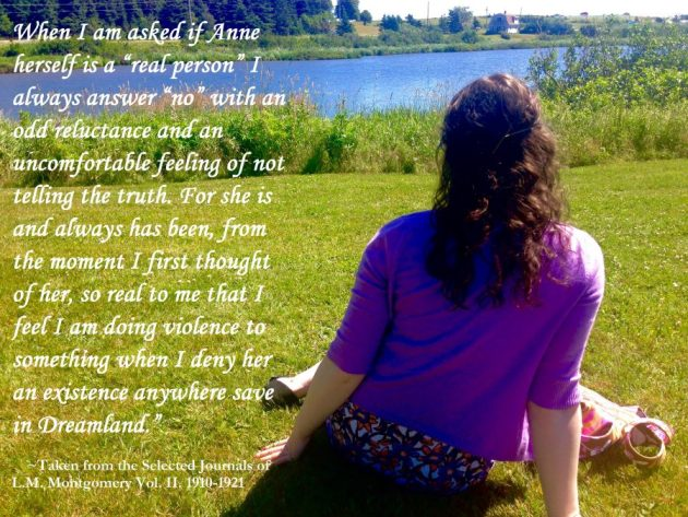 Lucy Maud Montgomery Lake of Shining Waters