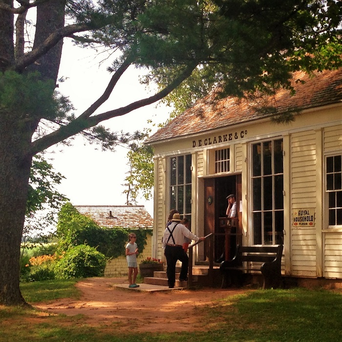 Experience Anne's Avonlea at Orwell Corner Historic Village, PEI