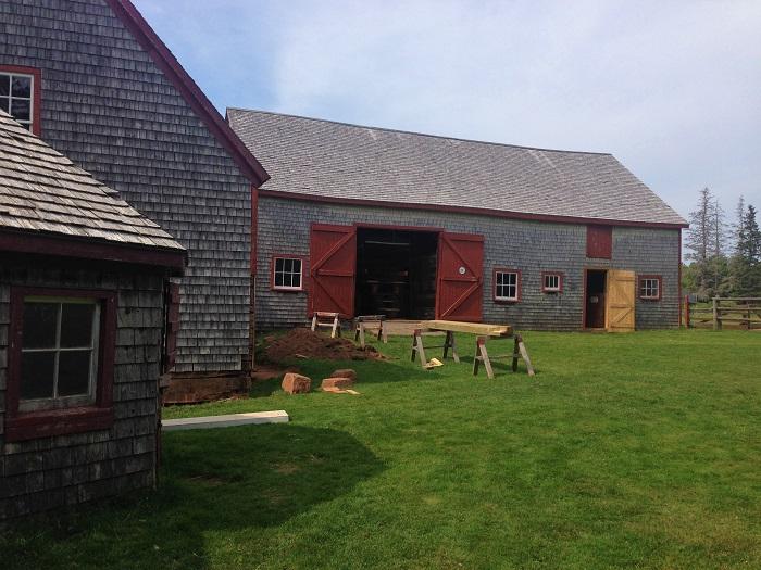 Orwell Barn Buildings