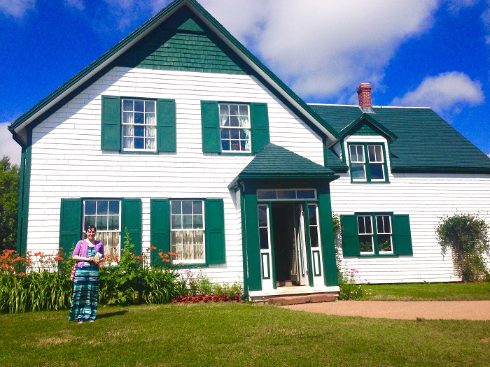 Green Gables, Prince Edward Island