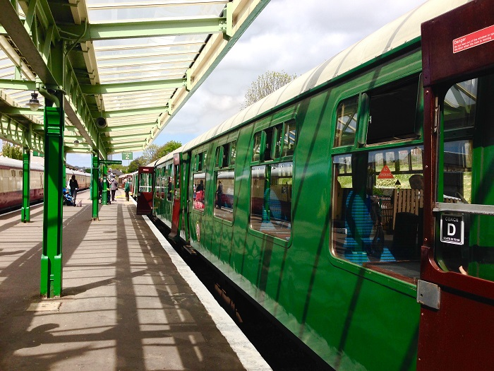 Swanage Steam Engine Railway