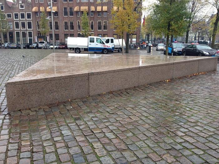 Amsterdam WWII memorial