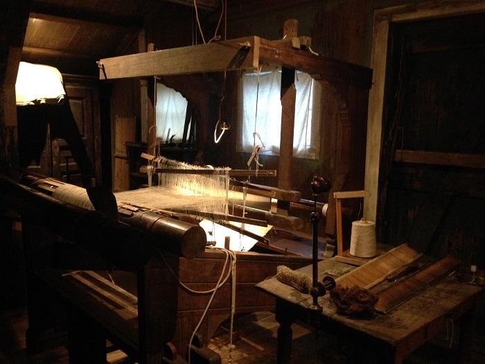 Zaanse Schans Weaver House