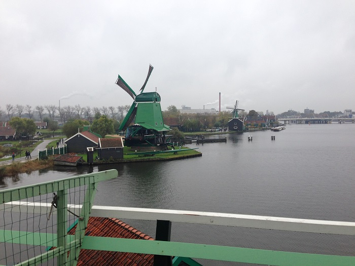 Zaanse Schans Windmills & Factories