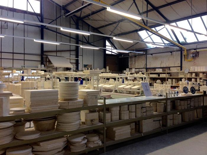 Delft Royal Blue workshop