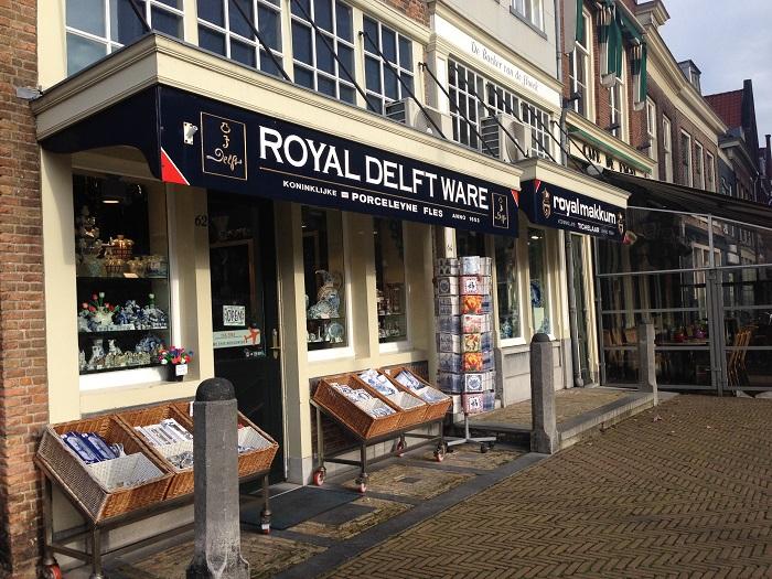 Royal Delft Ware