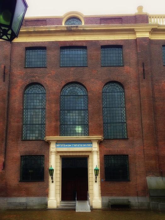 Amsterdam's Portuguese Synagogue