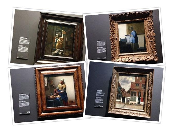 Rijks Museum Vermeers