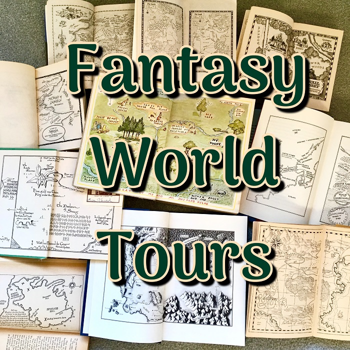 The Literary Fantasy World Tour Company, Part III: Young Adult Fantasy
