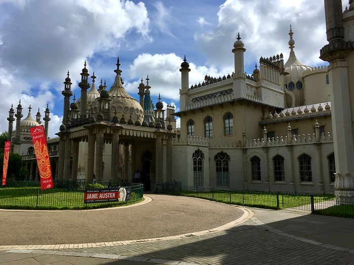 Austen By The Sea Exhibit, Royal Pavilion, Brighton