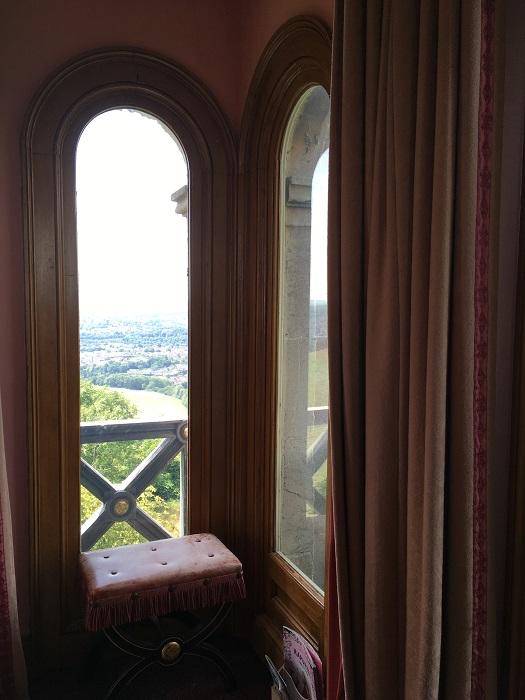 Beckford's Tower Reading Stool