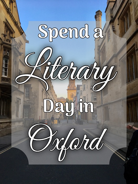Spend a Literary Day in Oxford