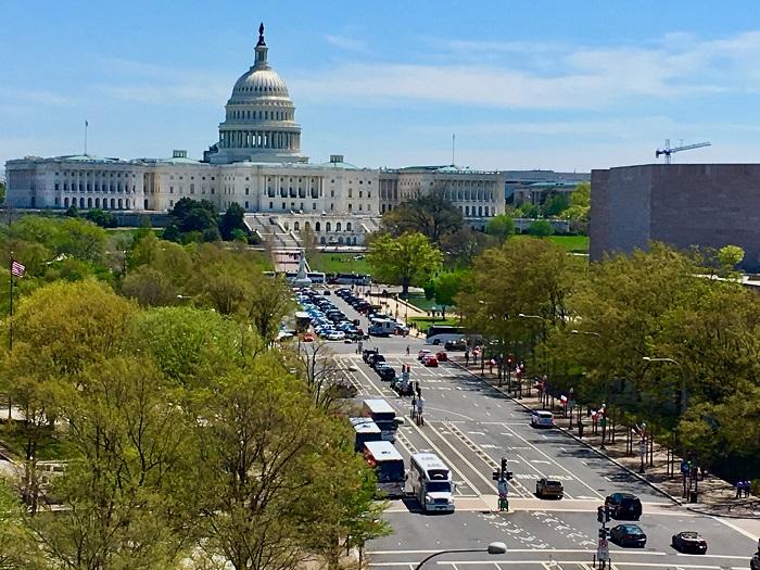 A Non-Political Book List for Washington D.C.