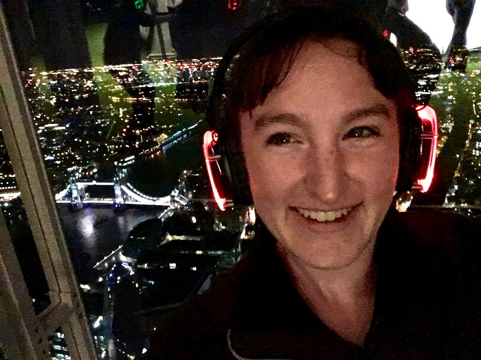 Time Out Silent Disco at the View at the Shard, London