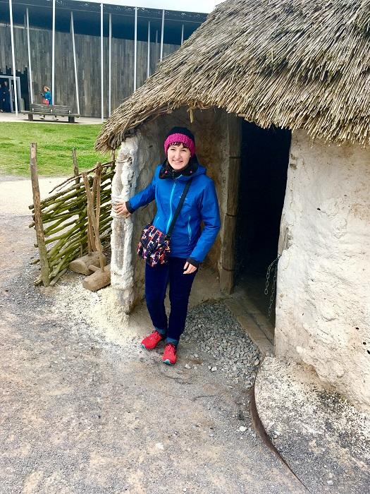 Stonehenge Huts
