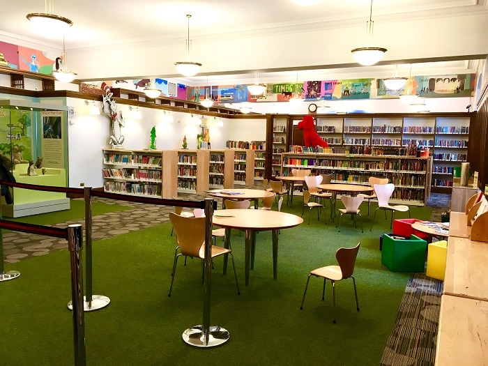 New York Public Library Children's Room