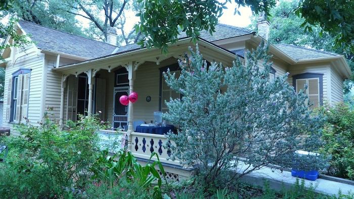 Weird Literary Destination: The O. Henry House in Austin, Texas