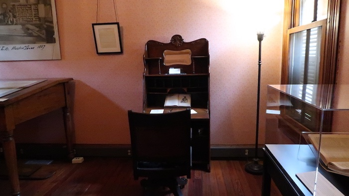 O. Henry House Museum Desk