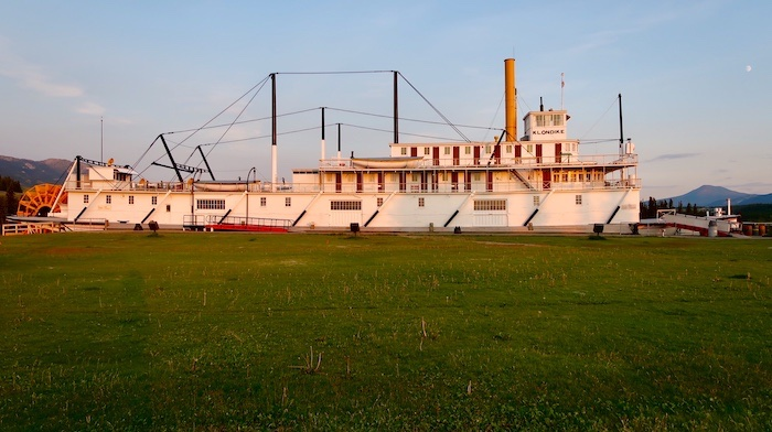 SS Klondike in Whitehorse, Yukon Territory, Canada