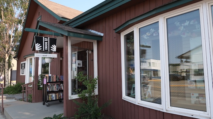 Well-Read Books, Whitehorse, Yukon Territory, Canada