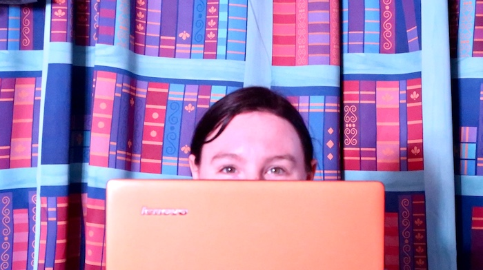 Behind The Screen Book Tag