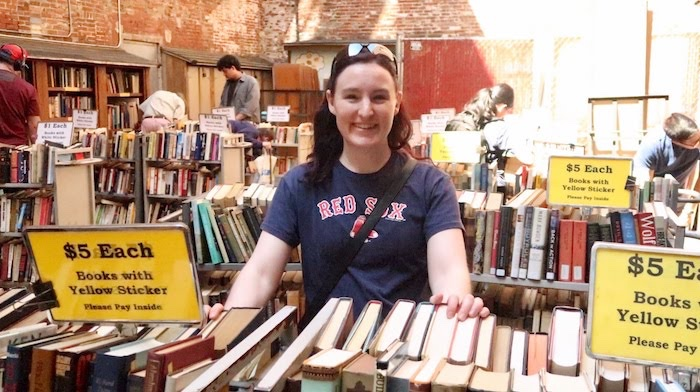 Brattle Books Boston