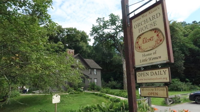 Louisa May Alcott's Orchard House, Home of Little Women