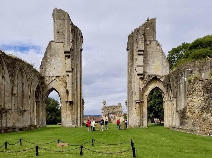 Avalon to Glastonbury
