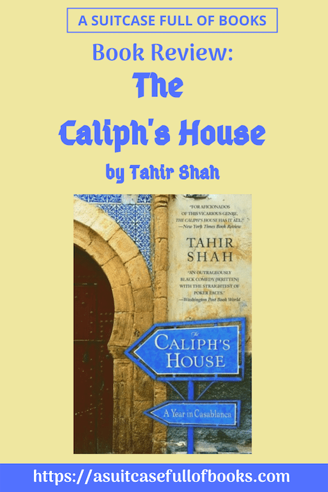 Book Review: The Caliph's House Pin