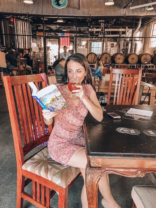 The Uncorked Librarian Travel Planning
