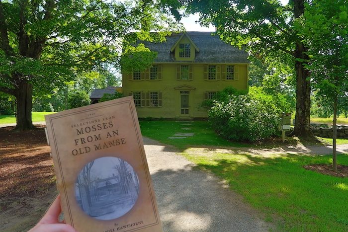 Intimidated by Authors Emerson and Hawthorne? Visit The Old Manse