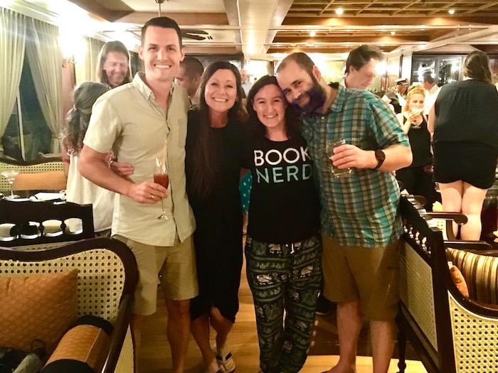 Kara and Nate and Us in Myanmar