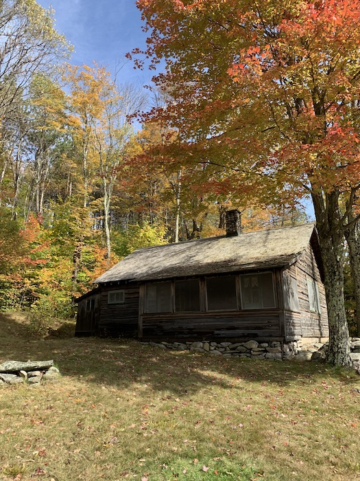 New England Literary Hike: Robert Frost Ripton