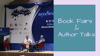 Book Fairs & Author Talks