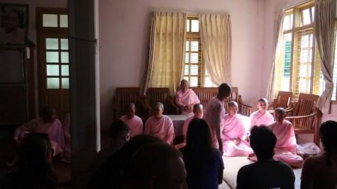 Sagaing Nunnery