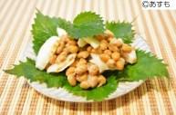 菊芋(きくいも)納豆