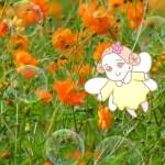 花の妖精チュディちゃん