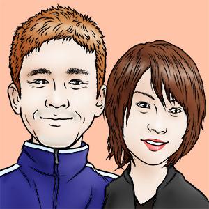 稲本潤一と田中美保が「子供は2人ほしい」。一方、「ヒルナンデス」出演で太ったと心配されてる?