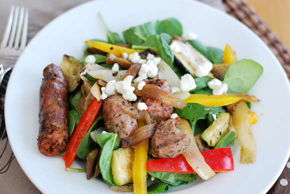 Mixed Grill Salad