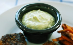 Spicy Avocado Tartar Sauce