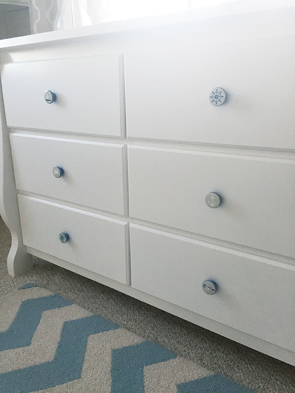 Nautical Kid's Dresser