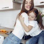 never force your kids to hug anybody
