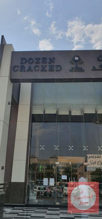 dozen cracked riyadh