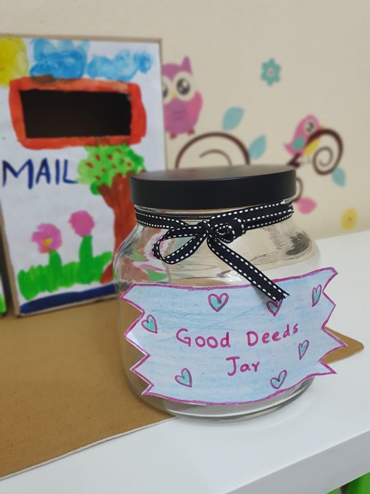ramadan good deeds diy jar