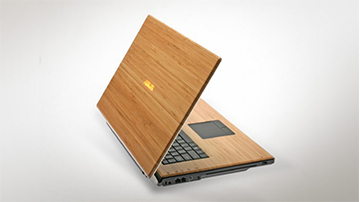 S6 Bamboo Notebook