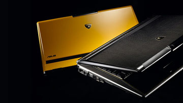 Lamborghini VX2 Notebook