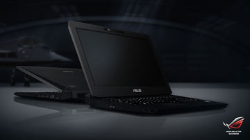 ROG G73 Gaming Notebook