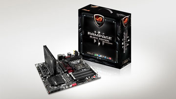 ROG Rampage III Black Packaging