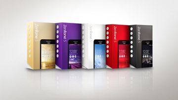 ZenFone Packaging Design