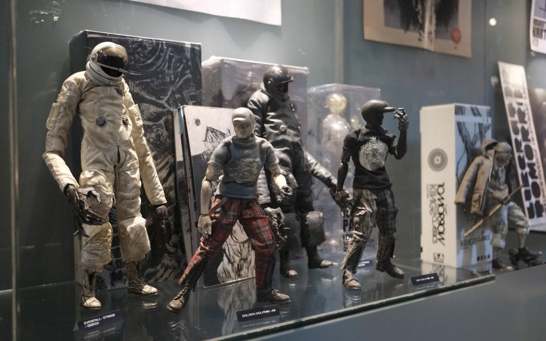 """""""舊""""與""""美""""的極致交會! – 《threeA collection exhibition》"""